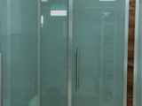 OTIC Glass Partition
